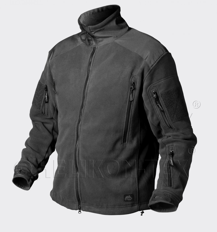 Helikon Tex Liberty Heavy Fleece Jacket Kültéri kabát fekete XS / XSmall