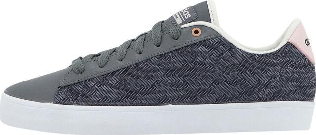 SCARPE ADIDAS CF DAILY QT CL W donna grigio sneakers memory foam CG5754 nuove