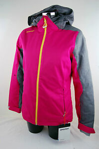 ZIENER-Damen-Alpine-Skijacke-AQUA-SHIELD-10-000-Talva-pink-766-neu