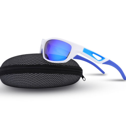 TAC Polarized Sunglasses Men//Women Sport Running Fishing Golfing Driving Glasses