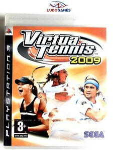 Virtua-Tennis-2009-PS3-Playstation-Nuevo-Precintado-Precinto-Roto-Sealed-New-SPA