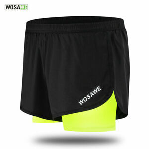 Mens-Summer-Casual-Shorts-2-in-1-Running-Wear-Breathable-Football-Short-Pants