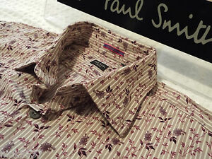 Smith Mens Shirt Smith Shirt Paul Paul Smith Paul Mens Mens Paul Shirt wAWz1