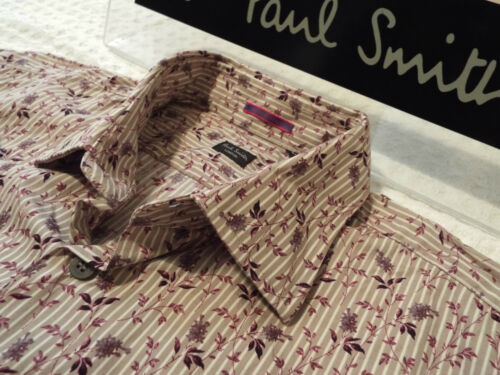 Mens Paul Paul Smith Shirt Shirt Mens Smith Paul SCvgvqw