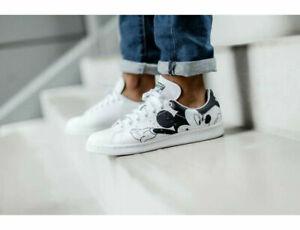 ADIDAS DISNEY MICKEY MOUSE US Men's Size 12 Stan Smith Shoes ...