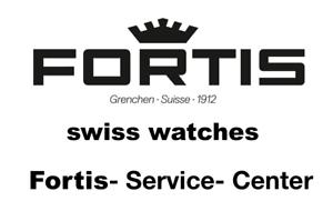Fortis Grundüberholung Inspektion. Komplettservice Für Fortis Uhren Und Mehr