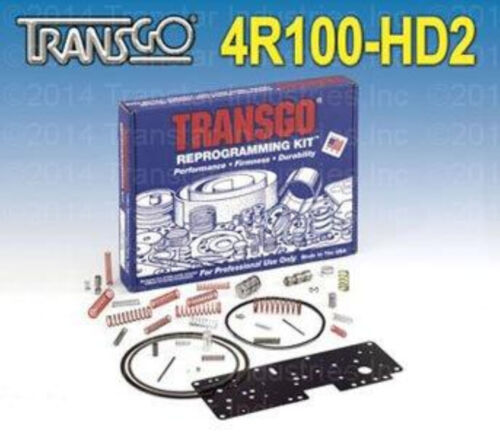 FORD E4OD//4R100 TRANSGO HD-2 SHIFT KIT TUGGER//TOW PACKAGE