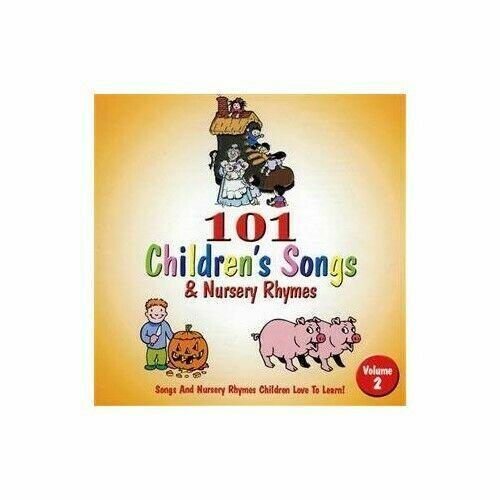101 Children S Songs Nursery Rhymes