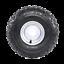 2x 145//70-6 Front Rear Wheel Rim Tire Tyre 50 70 110cc Chinese Quad ATV Go-Kart