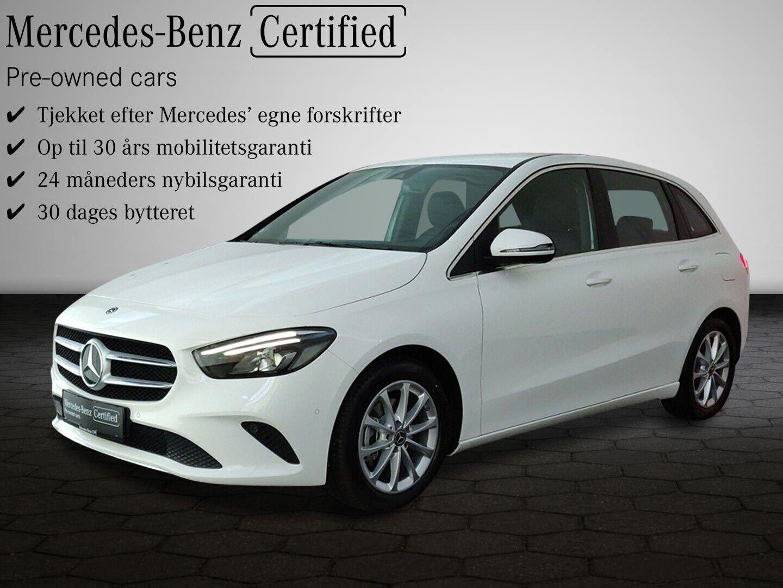 Mercedes B200 1,3 Advantage aut. 5d - 339.900 kr.