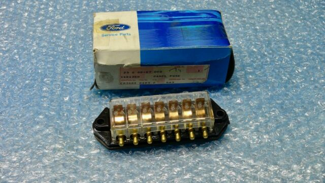 Ford Fuse Box Diode