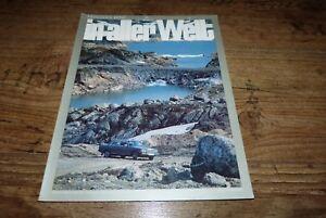 In Aller Welt Nr.158 D Geländewagen Uvm Ausgabe 2/1979 Auto & Motorrad: Teile Temperamentvoll Mercedes Berichte & Zeitschriften
