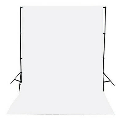 1.5x3m/5x10ft White Photography Backdrop Brackground Cloth Non-woven Fabric