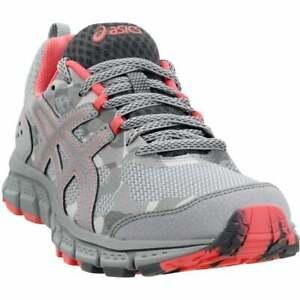 ASICS-Gel-Scram-4-Running-Shoes-Casual-Running-Shoes-Grey-Womens