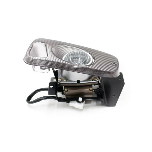 For 92-95 Honda Civic 2//3 Door JDM Clear Bumper Fog Light Switch Driving Lamps