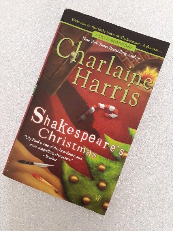 Shakespeare's Christmas - Charlaine Harris - Lily Bard Mystery Series #3.