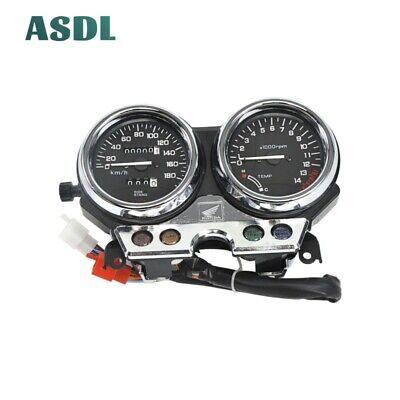 Motorcycle Odometer Speedometer Digital Signal Gauge For HONDA CB400 1992-1994