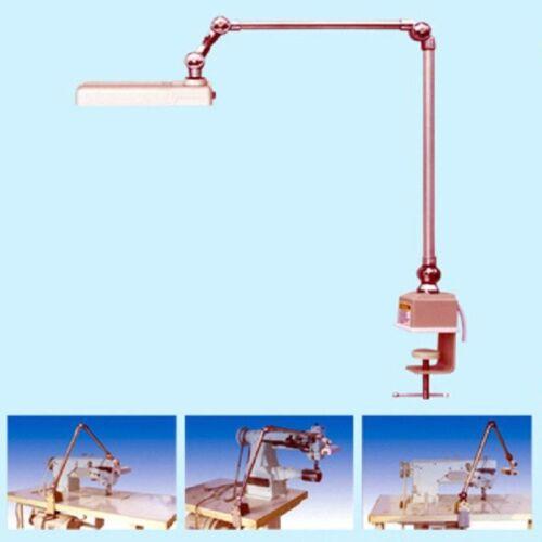 Neu Lampe für Nähmaschine Sparlampe Drehbar 360 Grad 7W