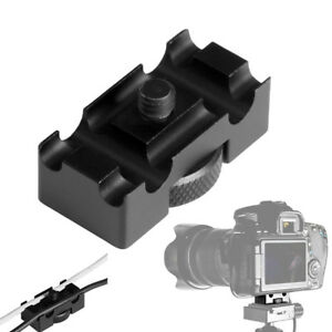 FJ-LX-Aluminum-Alloy-Tether-Holder-Cable-Lock-Clip-Clamp-Adapter-for-DSLR-Came