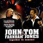 Together in Concert: John Farnham & Tom Jones by John Farnham/Tom Jones (CD, May-2005, Sony BMG)
