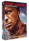 Die Hard Quadrilogy - Die Hard/Die Hard 2/Die Hard With A Vengence/Die Hard 4.0 (Blu-ray, 2012, 4-Disc Set, Box Set)