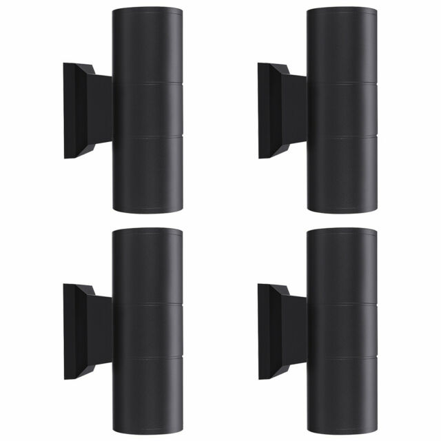 Up Down Dual-head Wall Light 2W LED Modern Sconce Lamp Outdoor Indoor Waterproof
