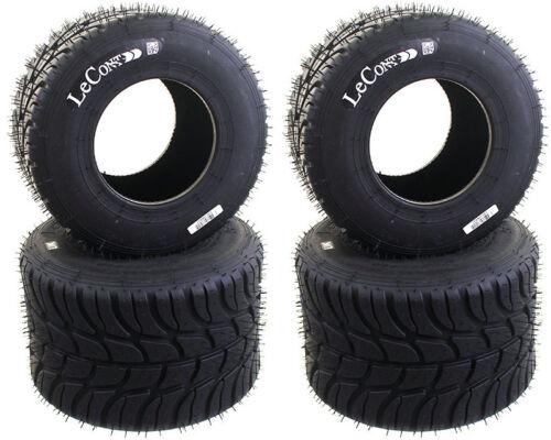 Go Kart Le Cont CIK LW KZ Rear Wet Tyre Set