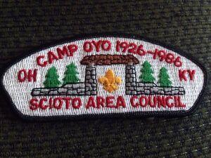MINT CSP Scioto Area Council T-2