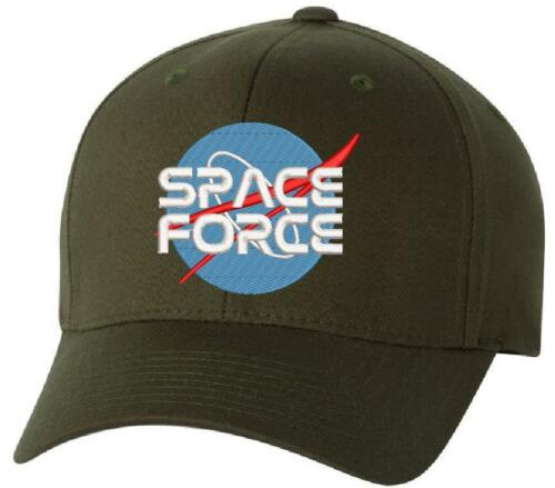 Donald Trump Space Force Military ADJUSTABLE Hat United States Space Force Pew