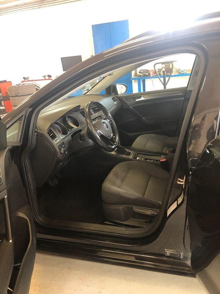 VW Golf VII 2,0 TDi 150 Comfortl. Variant DSG Diesel aut.