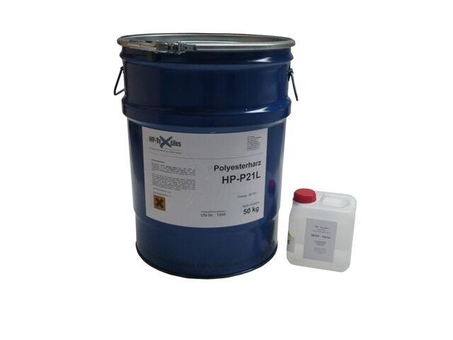 51kg Polyesterharz für GfK Glasfasergelege Kunstharz für Stiefelbau HP-P21L UP UP HP-P21L a451fe