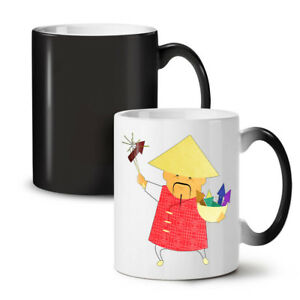 Chinese New Year NEW Colour Changing Tea Coffee Mug 11 oz | Wellcoda