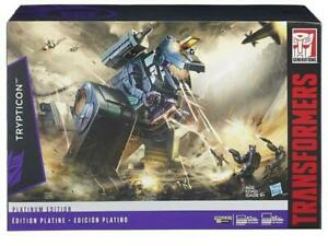 à Condition De Transformers Generations édition Platinum Trypticon Action Figure-afficher Le Titre D'origine Divers Styles