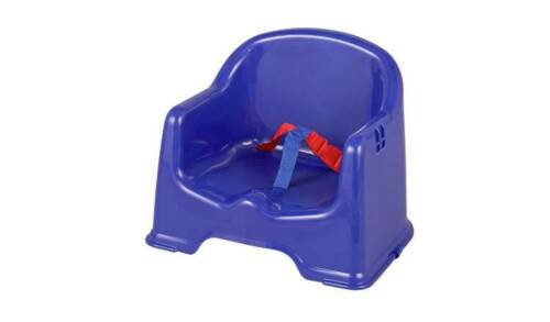 Blue For Cleaning After Dinner Time/_UK Little Star Chair Booster Seat with Tray