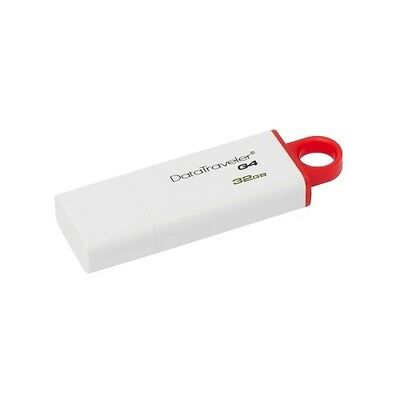 KINGSTON DATATRAVELER DTIG4 32GB USB FLASH DRIVE DTI G4 USB 3.0 32G 32 G GB NEW