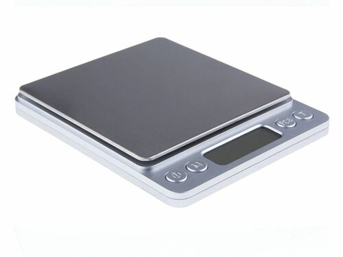 3000 g LCD Cuisine pesage Électronique numérique poche Food Weight Scale 0.01 g