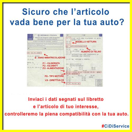 4 Tappi Coppette Coprimozzo Originali Fiat 500//500C Fregi Cerchi in Lega 2007-/>
