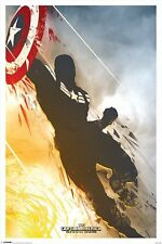 CAPTAIN AMERICA 2: THE WINTER SOLDIER - MOVIE POSTER / PRINT (TEASER)