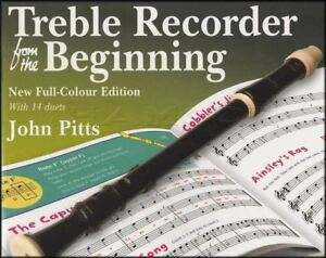 Treble-Recorder-from-the-Beginning-Sheet-Music-Book-Learn-How-To-Play-Method