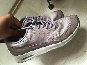 official shop to buy affordable price Details about WOMANS LADIES NIKE AIR MAX THEA PURPLE FOG MAUVE LILAC  TRAINERS SNEAKERS SIZE 6