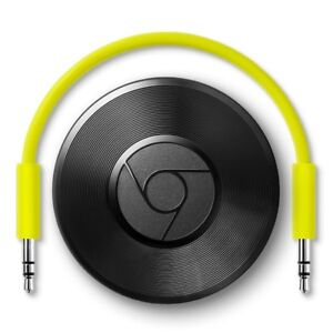Google-Chromecast-Audio-Media-music-WIFI-Wireless-Streamer-IOS-Android-New-Uk