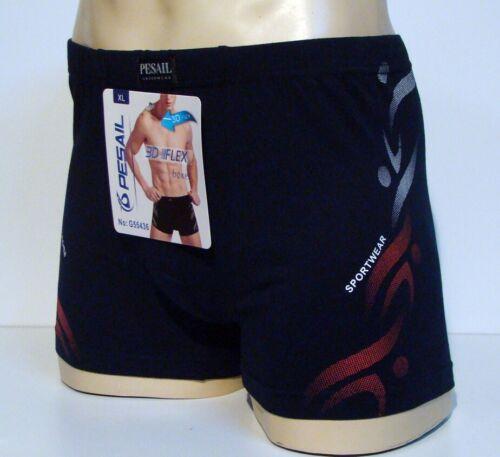 3D Flex 5-10 Boxershorts Pesail Sport Größen von S M L XL XXL neues Model 55436