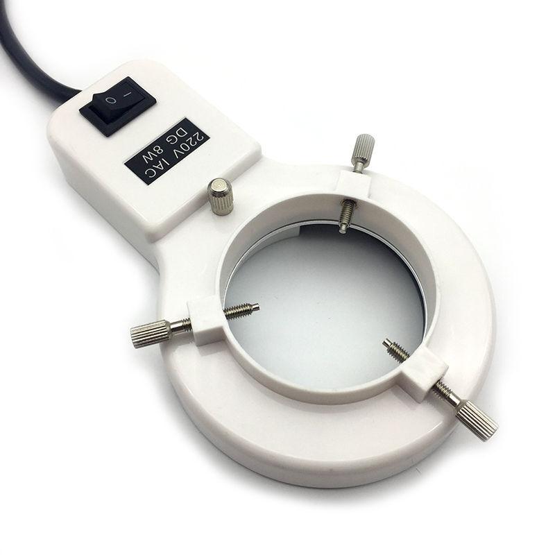 Fluorescent Light Ring: Microscope Ring Lamp Fluorescent Light UV Supplementary