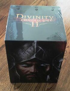 Divinity-Original-SIn-II-2-Collector-039-s-Edition-PC-Game-NEW-Kickstarter
