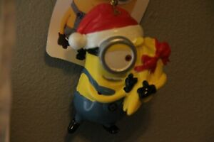NEW-Despicable-Me-Minion-Banana-Christmas-Tree-Ornament-Kurt-S-Adler-Universal