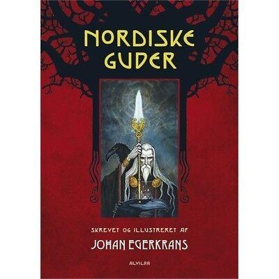 nordisk mytologi bøger