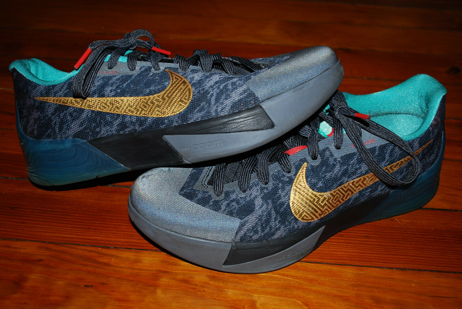 11f5fca4dfe Men s Nike KD Trey 5 II CH Pack China Edition Edition Edition Sneakers (8.5)