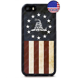 Dont Tread on Me iphone case