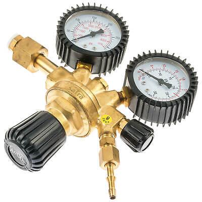 Druckminderer Argon Co2 Mig Mag Wig Schutzgas Schweißgerät Gas Druckregler 100% Garantie