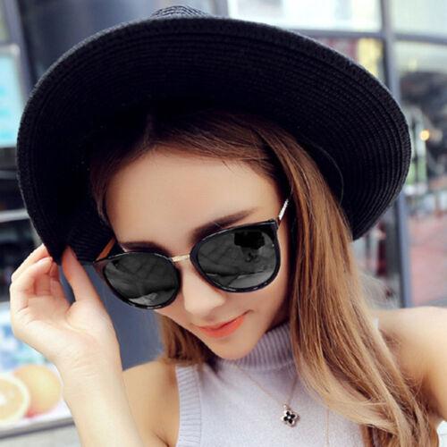 Sonnenbrille Mode kleinen runden Metall Damen Im Freien Sonnen Brille Fashion